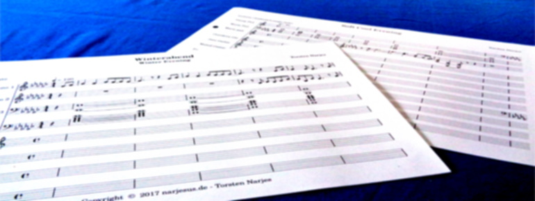 narjesiamusic sheets